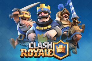 download game perang kerajaan android clash royale