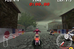 Download Game Gratis Motor Harley Davidson Race around The World di komputer