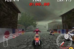 Download Game Gratis Motor Harley Davidson Race around The World di komputer