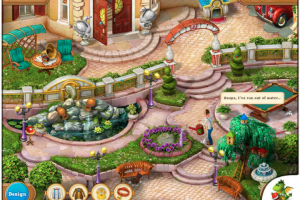 Download Gardenscapes game berkebun gratis untuk PC