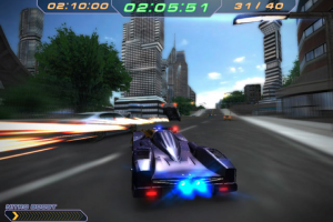 Download Police Supercar Racing game balapan mobil kejar kejaran polisi