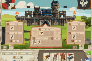 Download Game Membangun Kerajaan Perang Goodgame Empire untuk PC Komputer