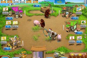 Download Game Memelihara Hewan Ternak: Farm Frenzy 2