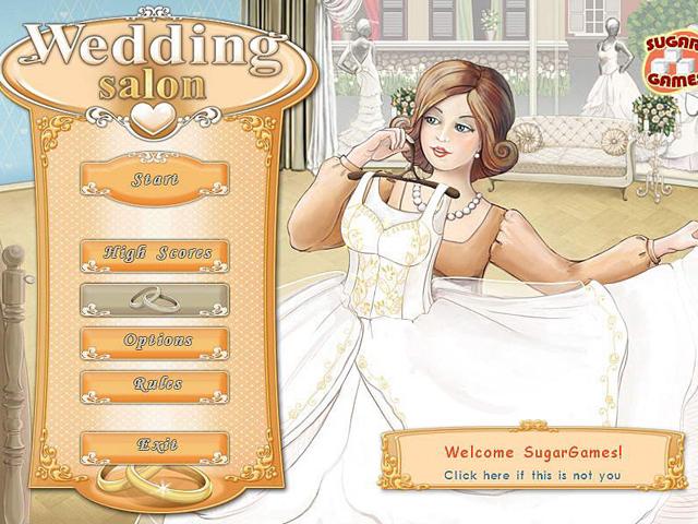 Description: Download game pakaian pengantin Wedding Salon