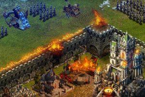 Download Game PC stretegi perang kerajaan Stormfall gratis offline Komputer