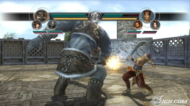 Description: Download game pertarungan samurai jepang Warrior Orochi