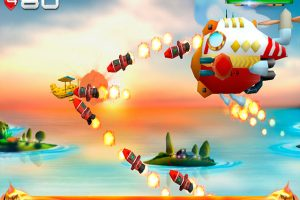 Download game tembak – tembakan pesawat Helicopter : Big Air War