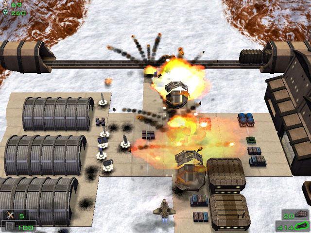 Description: Game pesawat tempur pc ringan Incinerate