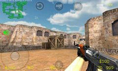 Description: Download game petualangan tembak tembakan android counter strike 1.6 mencari musuh di ruang terbuka dan siap siap baku tembak