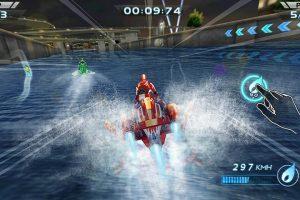 Download Game Android Balap Speedboat di Air: Powerboat Racing 3D