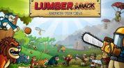Download Game Android Lumberwhack perang Hewan dan menyelamatkan binatang liar di hutan