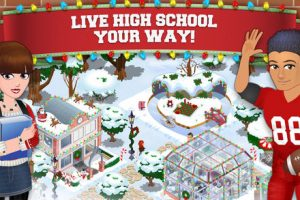 Download Game Gratis Android Simulasi Kehidupan Sma: High School Story