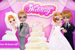 Download game mendandani merias menghias cocok cocok pernikahan pengantin 3d coco wedding android