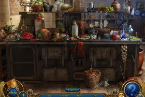 Download Game menemukan dan mencari barang tersembunyi di rumah Tua: Amulet of Time