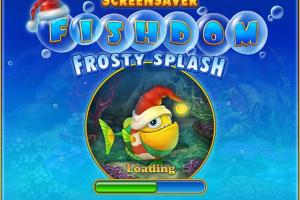 Download Game PC Memelihara Ikan hias: Fishdom Frosty Splash