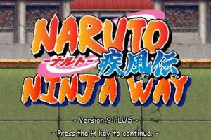 Download Game Pertarungan Ninja PC gratis Naruto Ninja Way 9