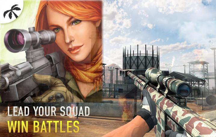 Download Game Menembak Orang Snipper Perempuan Sniper Arena: PvP Army Shooter