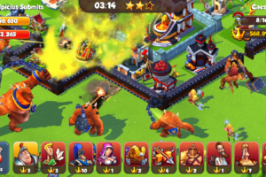 Download Game Strategi Perang Kerajaan Android Total Conquest