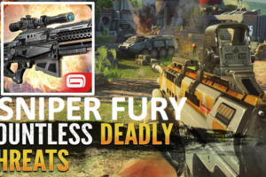 Download Game Tembak Tembakan Terbaik Android Sniper Fury: best shooter game
