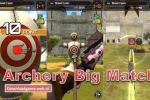 Download Simulasi Game Permainan Latihan Memanah untuk Android Big Archery Match