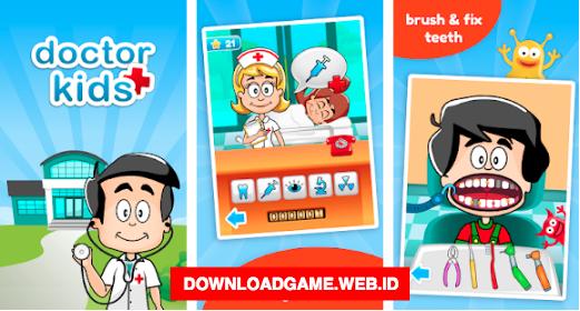 Download Game Dokter Gigi Hewan Bedah Anak Anak Untuk Android Doctor Kids.  Ini dia download game ... df1d3958e7